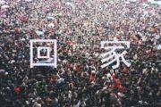 """春运,一场由中国而起的全球""""大迁徙"""""""