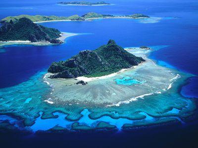 曾被预言第一个沉入海底 太平洋岛国面积不减反增(图)