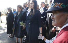 女总理进毛利会堂演讲 阿顿姐改写新西兰历史