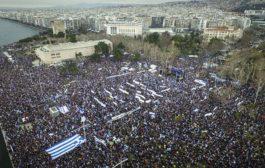 一个名字引发的罕见冲突!希腊百万人上街投石扔弹