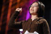 11岁华裔女孩TED演讲:大人能从孩子那里学到啥?(图)