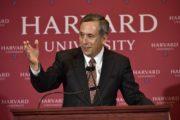 哈佛大学诞生第29任校长